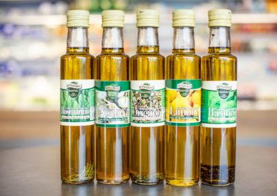 Olivové oleje a italské dezerty PANETTONE